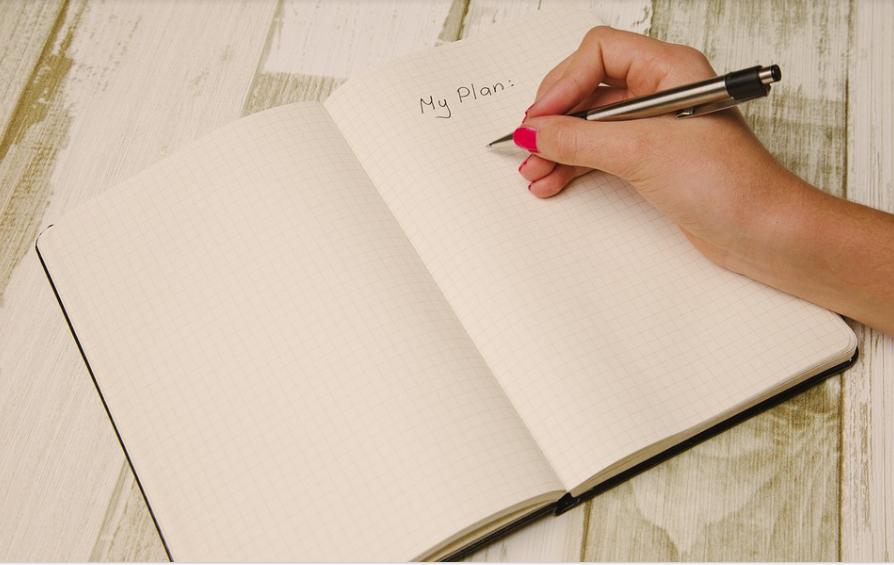 Cómo planificar y cumplir los propósitos