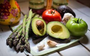 Deliciosos y delicados frutos de la tierra