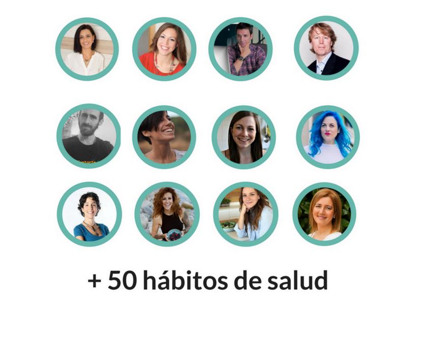 Los mejores +50 hábitos saludables que te revelan referentes del bienestar